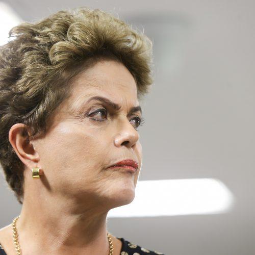 Dilma nega propina para campanha de 2014