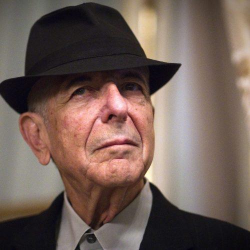 Morre aos 82 anos o músico Leonard Cohen