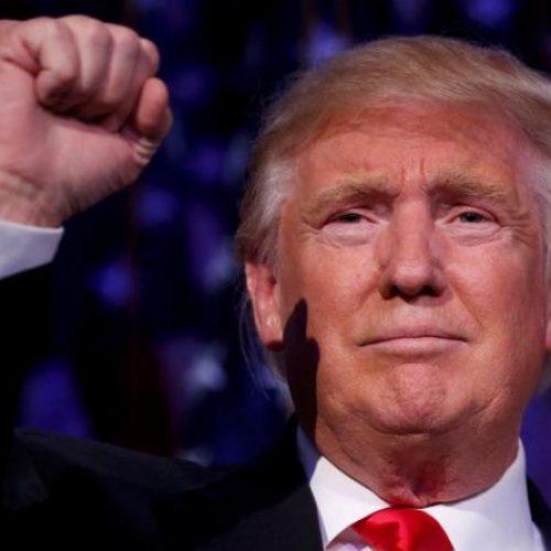 Donald Trump promete união em seu primeiro tuíte como presidente eleito