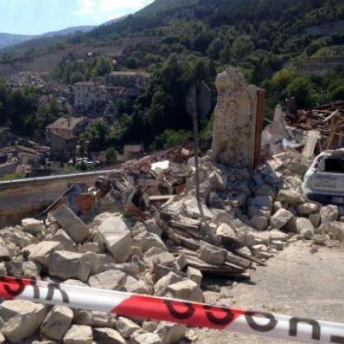 Novo terremoto atinge região central da Itália