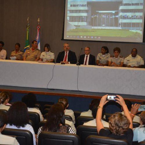 Audiência pública debate direitos da mulher na PM e no Corpo de Bombeiros