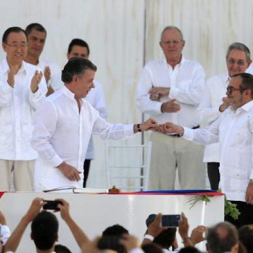 Congresso da Colômbia aprova lei de anistia para as Farc