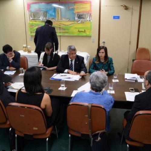 Em reunião com setores do Governo, Bacelar novamente busca consenso da Lei de Responsabilidade Educacional