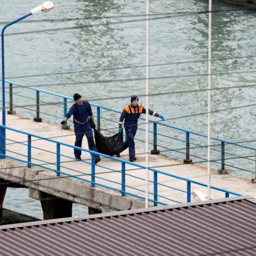 Encontrados destroços de avião russo que caiu no Mar Negro