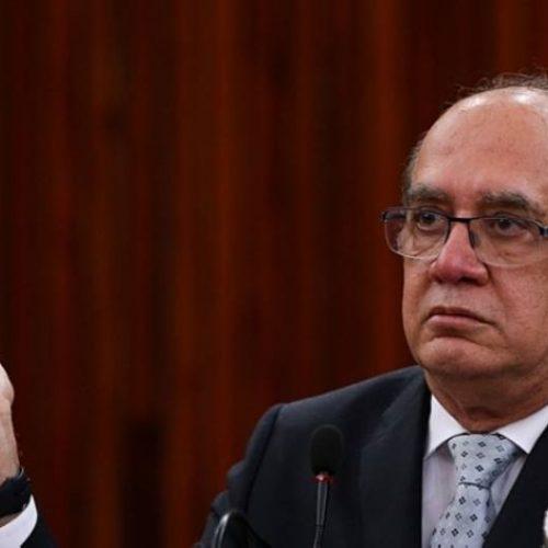 Gilmar será relator de inquérito contra Aécio com base na delação da Odebrecht