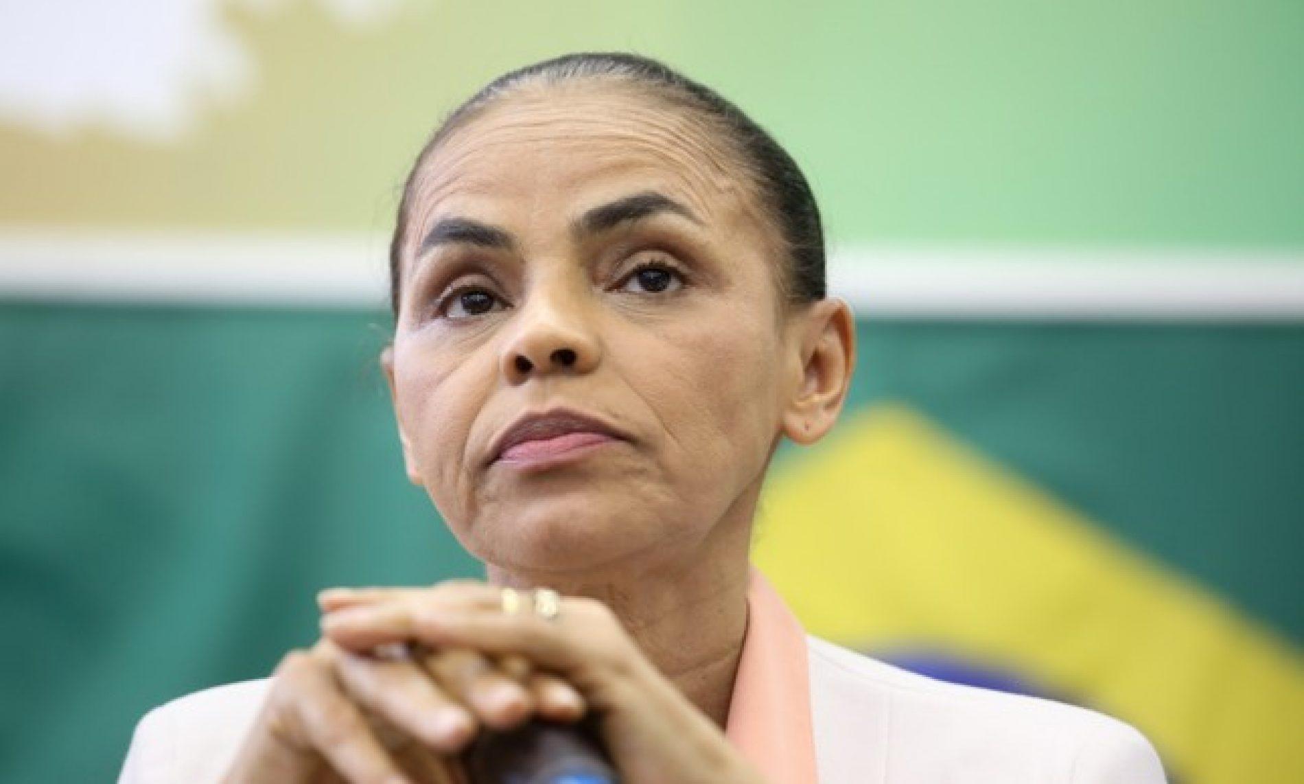 Cria estranhamento a decisão do STF que tirou de Moro menções a Lula, diz Marina