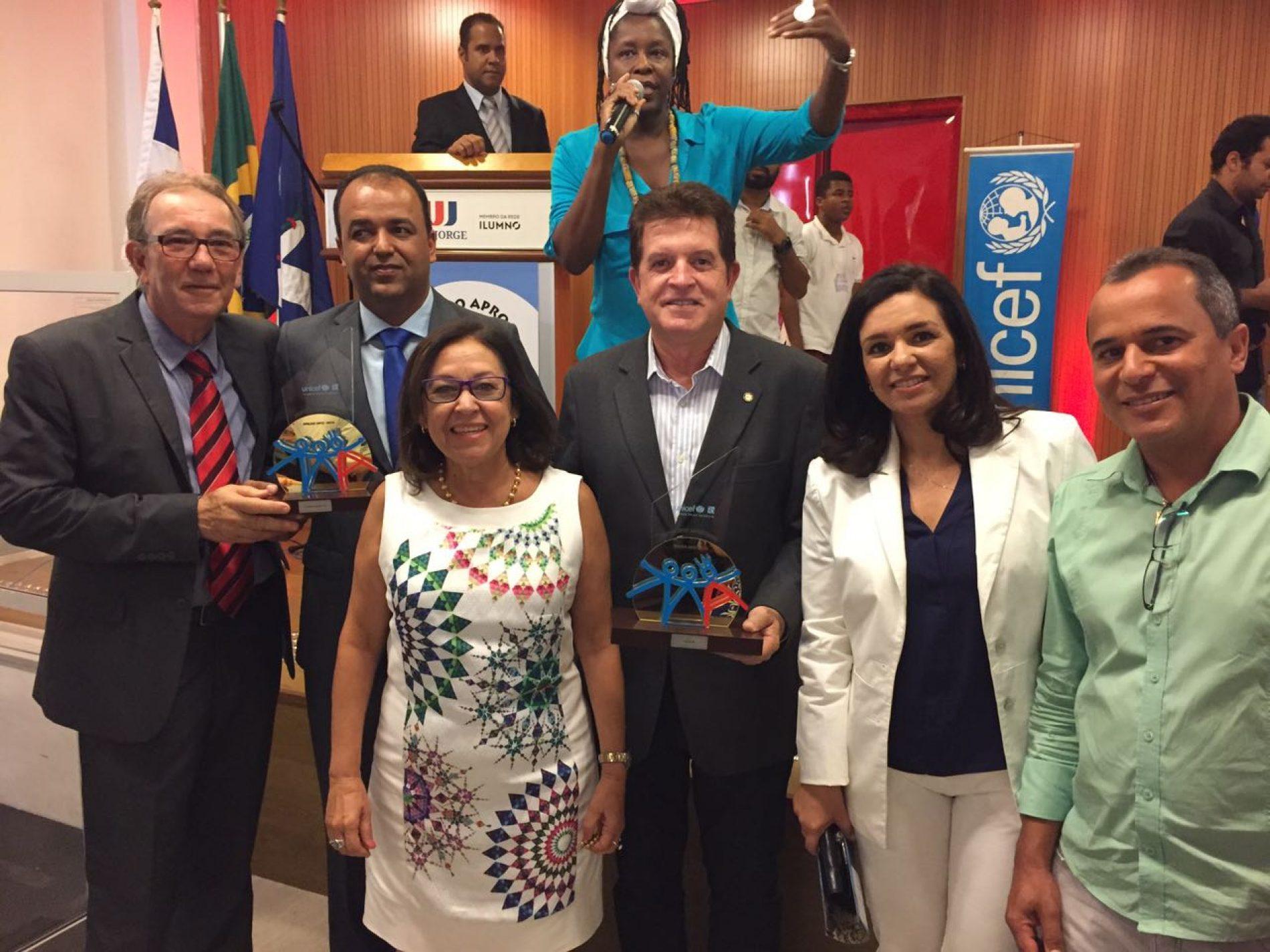 Bahia: Prefeituras do PSB recebem selo Unicef por políticas voltadas para jovens e adolescentes