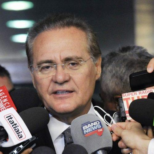 Renan diz que 'Brasil precisa muito de uma lei para conter abuso de autoridade'