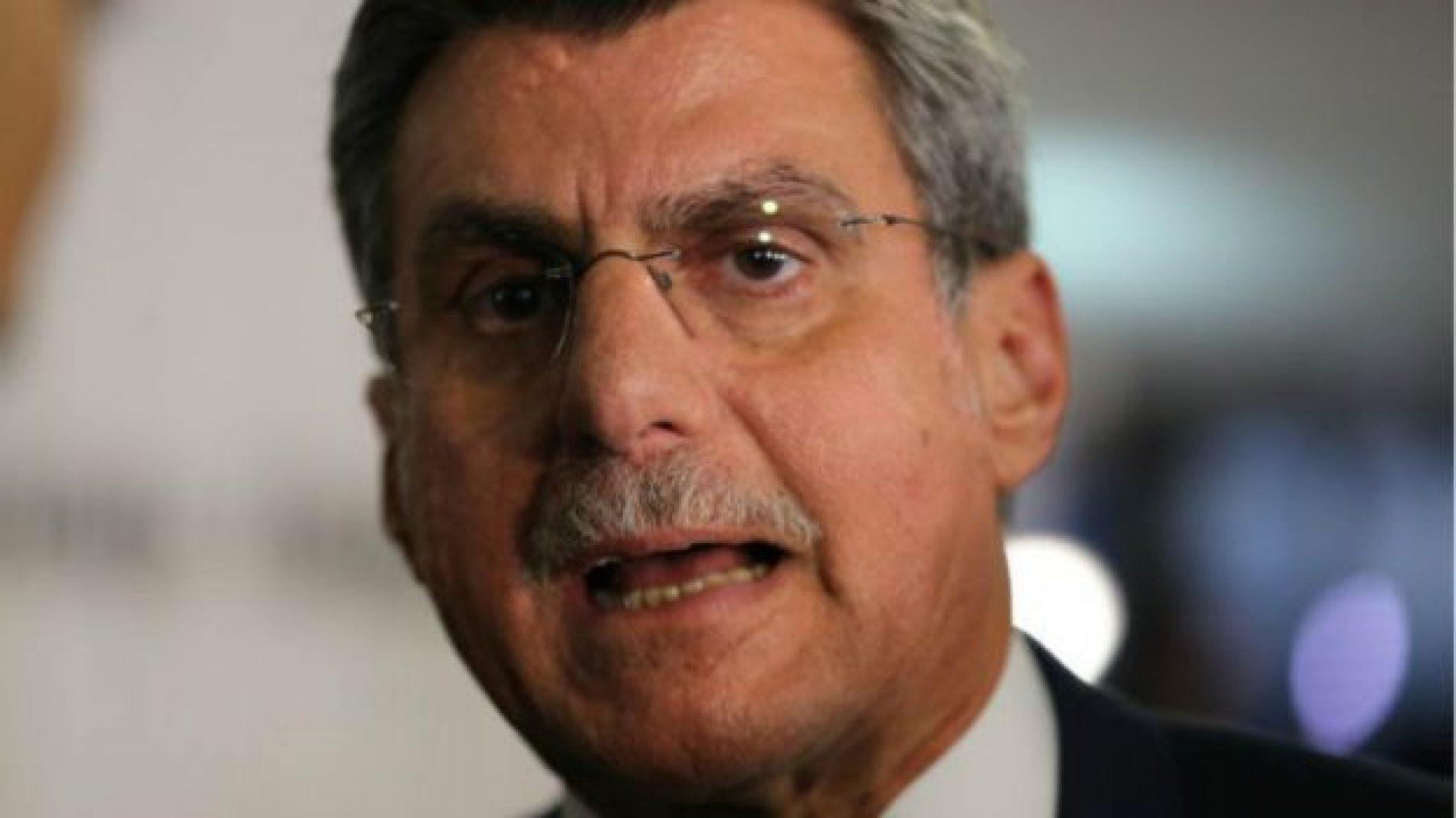 Romero Jucá diz que está tranquilo e provará inocência em denúncia por corrupção