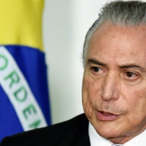 Temer elogia aprovação da PEC do Teto e minimiza menor número de votos a favor
