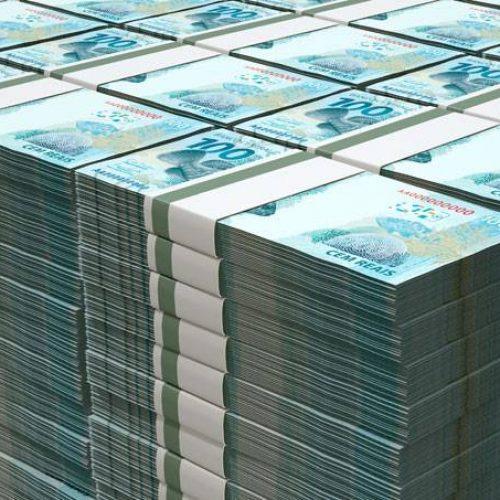 Tesouro honra R$ 392,49 mi em garantias de Estados e municípios em novembro