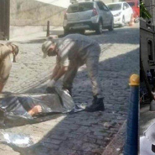 """Brasileiros pedem """"desculpas"""" a italiano morto em favela"""