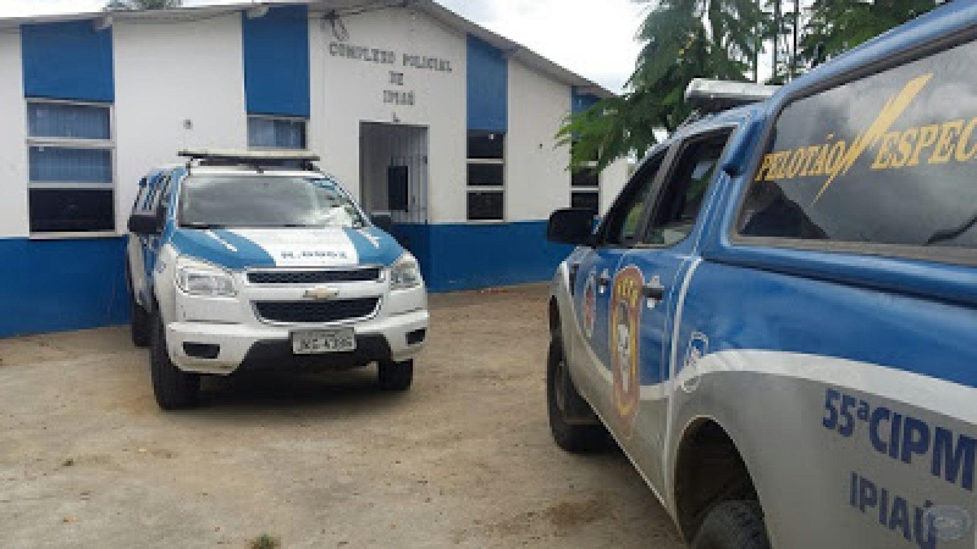 Ipiaú: Acusado de tentar raptar criança de 5 anos é detido pela PM