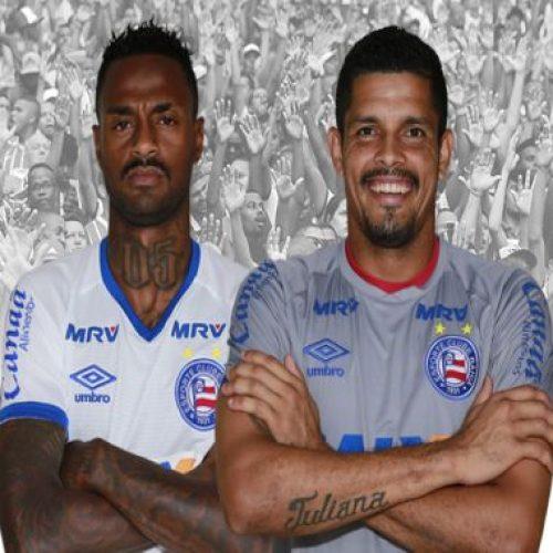 Bahia oficializa permanências de Renê Junior e Anderson