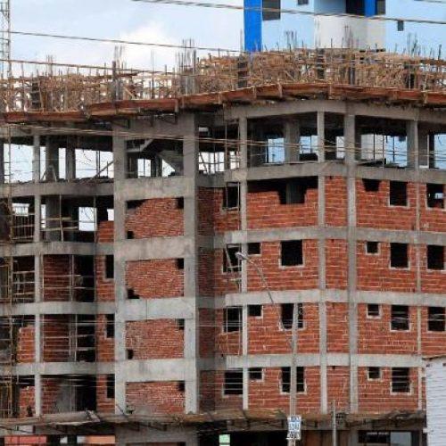 Construção civil fecha 2016 com inflação de 6,64%, diz IBGE