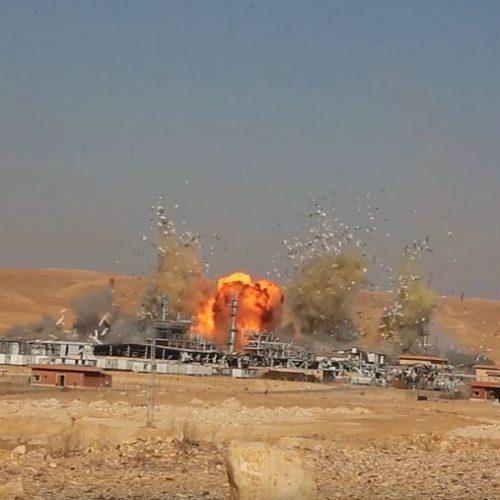Estado Islâmico explode principal fonte de gás da Síria