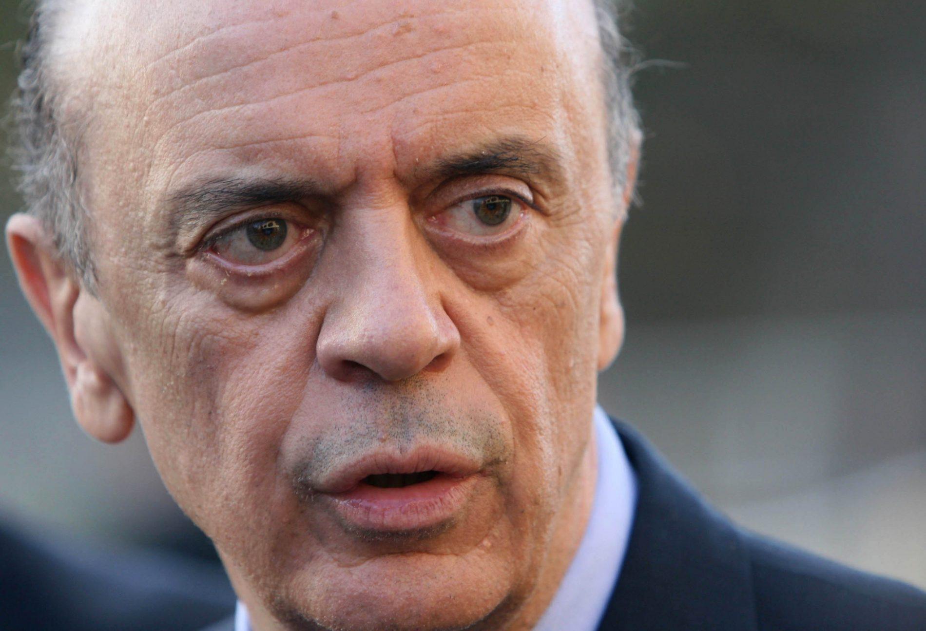 José Serra recebeu propina de R$ 24,6 milhões, diz delator