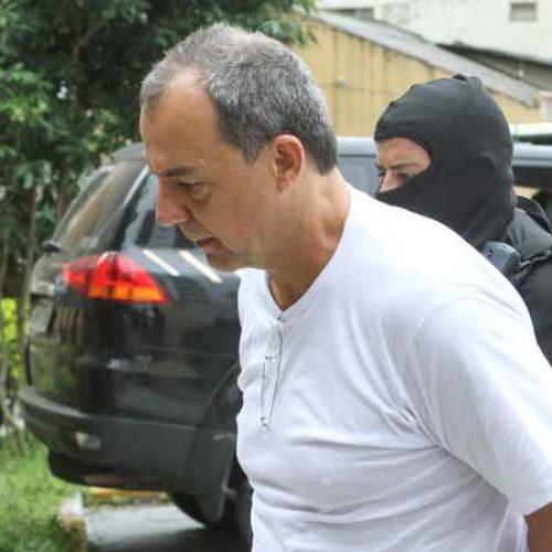 Justiça bloqueia R$ 38 milhões do ex-governador Sérgio Cabral