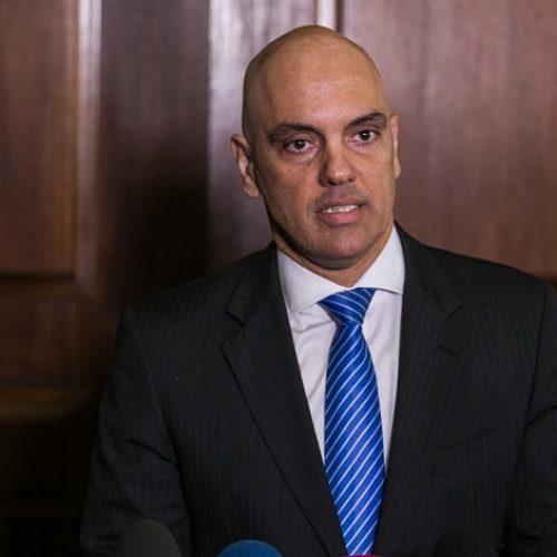 Alexandre de Moraes toma posse hoje no Supremo Tribunal Federal