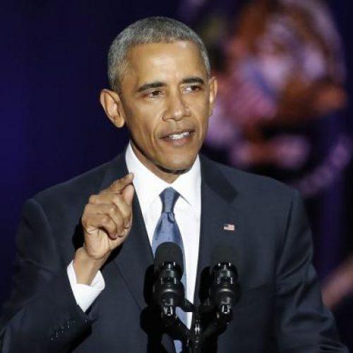 Obama diz que conseguiu imprimir estilo correto na administração do país