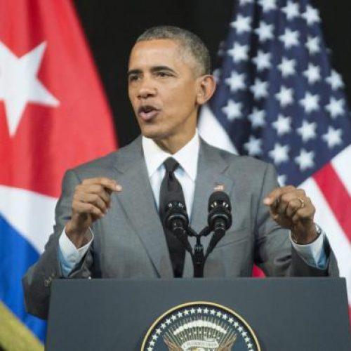 Obama fará discurso de despedida no dia 10 de janeiro