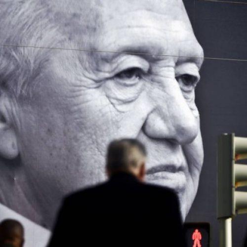 Temer chega a Lisboa para participar de funeral de Mário Soares