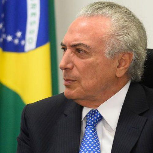 Temer deixa em aberto discussão sobre criação do Ministério da Segurança Pública