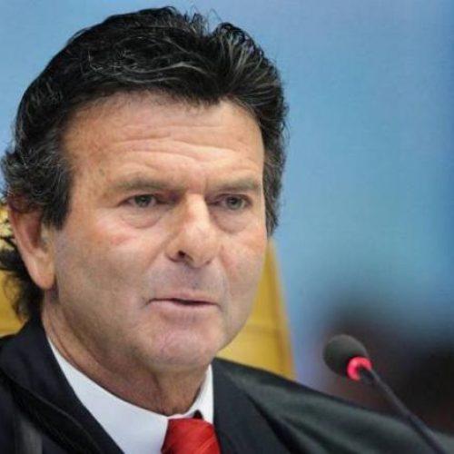 Fux defende divulgação do salário de magistrados de todo o País