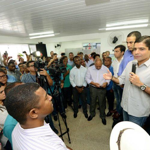 Alto do Peru recebe primeiro posto requalificado pela Prefeitura em 2017