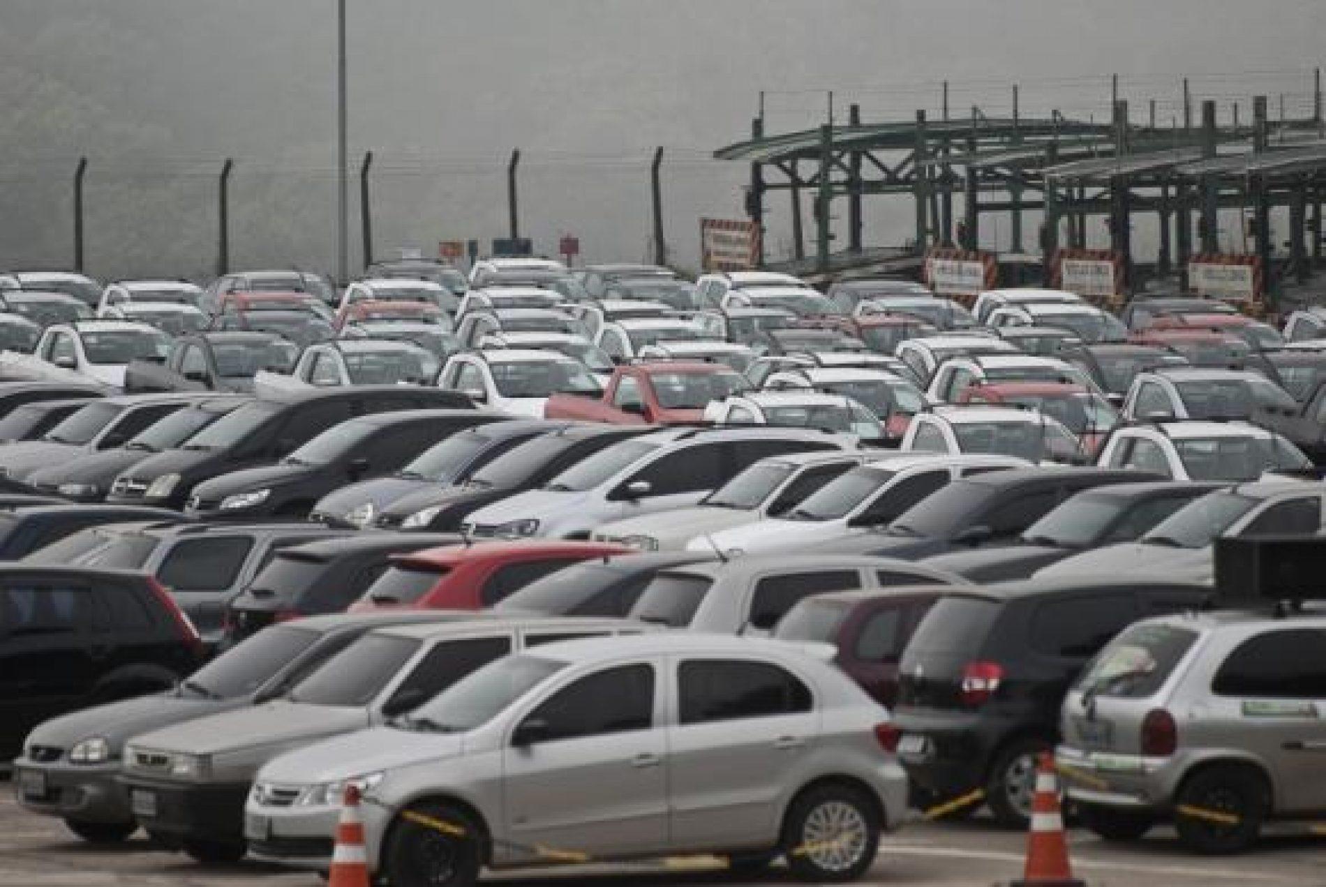 Venda de veículos novos cresce 13,1% em novembro, diz Fenabrave