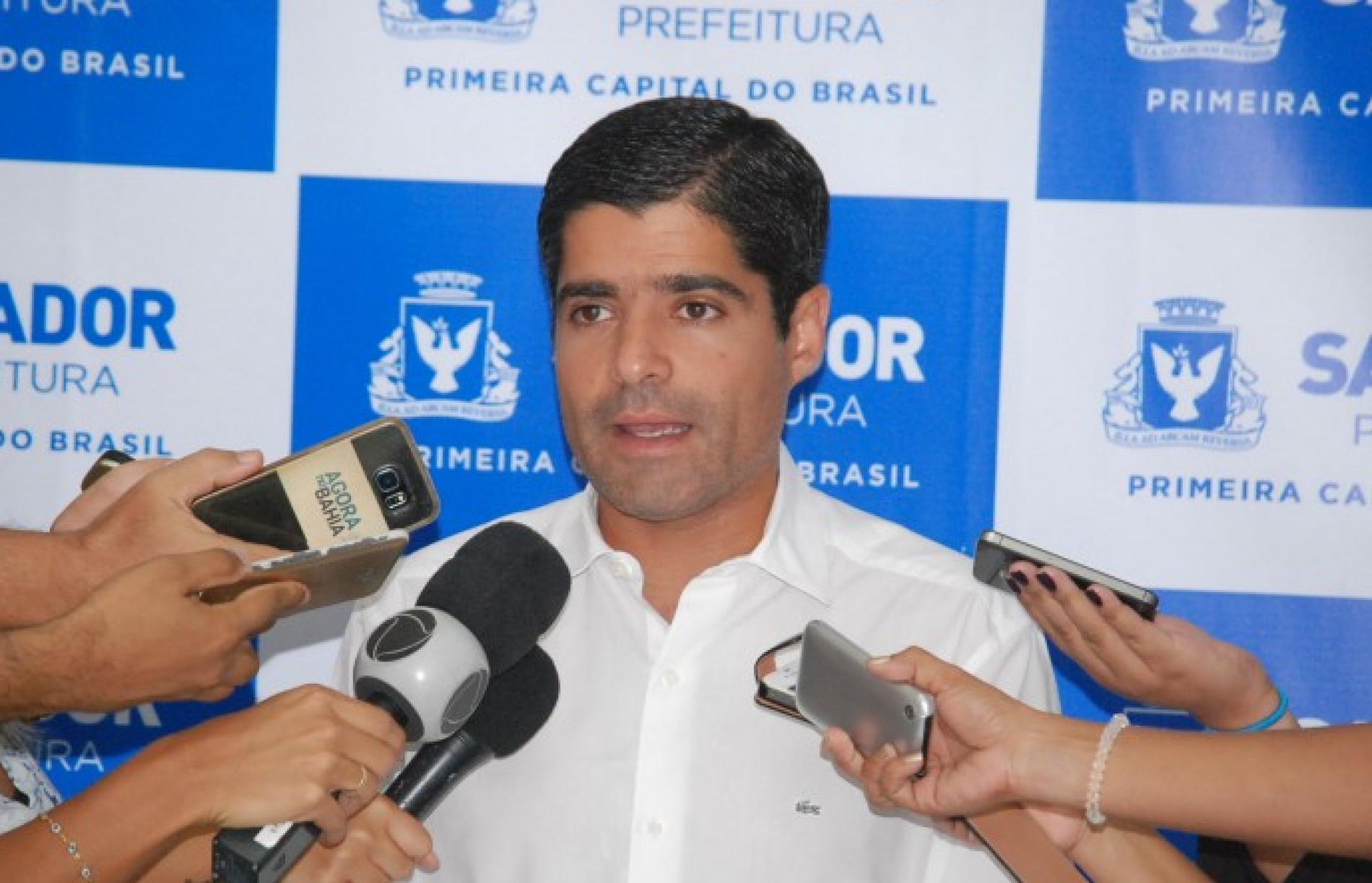 ACM Neto abre encontro regional com prefeitos nesta sexta