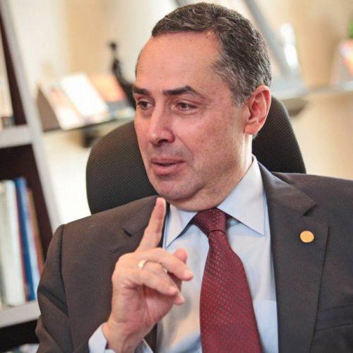 Ministro do STF, Luís Barroso nega possibilidade de ser candidato à Presidência