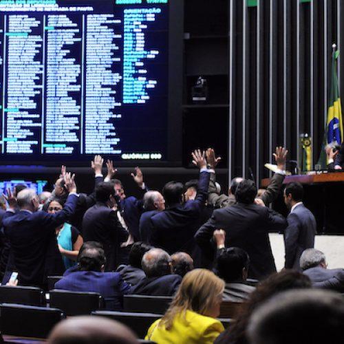 Câmara vai propor anistia de multas a partidos no TSE