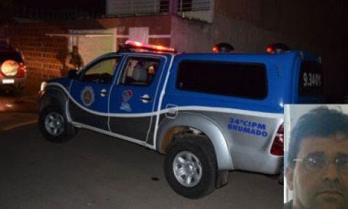 Comerciante é morto a tiros após ter casa invadida em Brumado