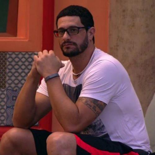 Daniel é o novo líder do Big Brother Brasil 17