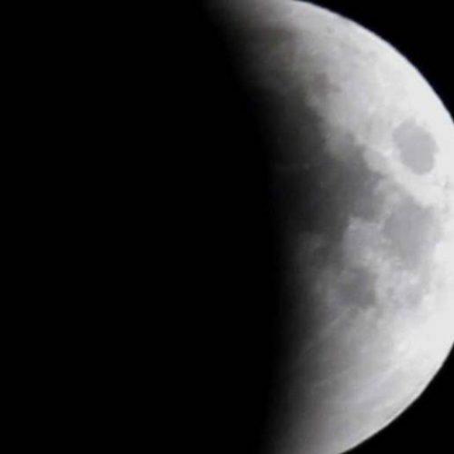 Eclipse da Lua pode ser visto hoje em todo o Brasil