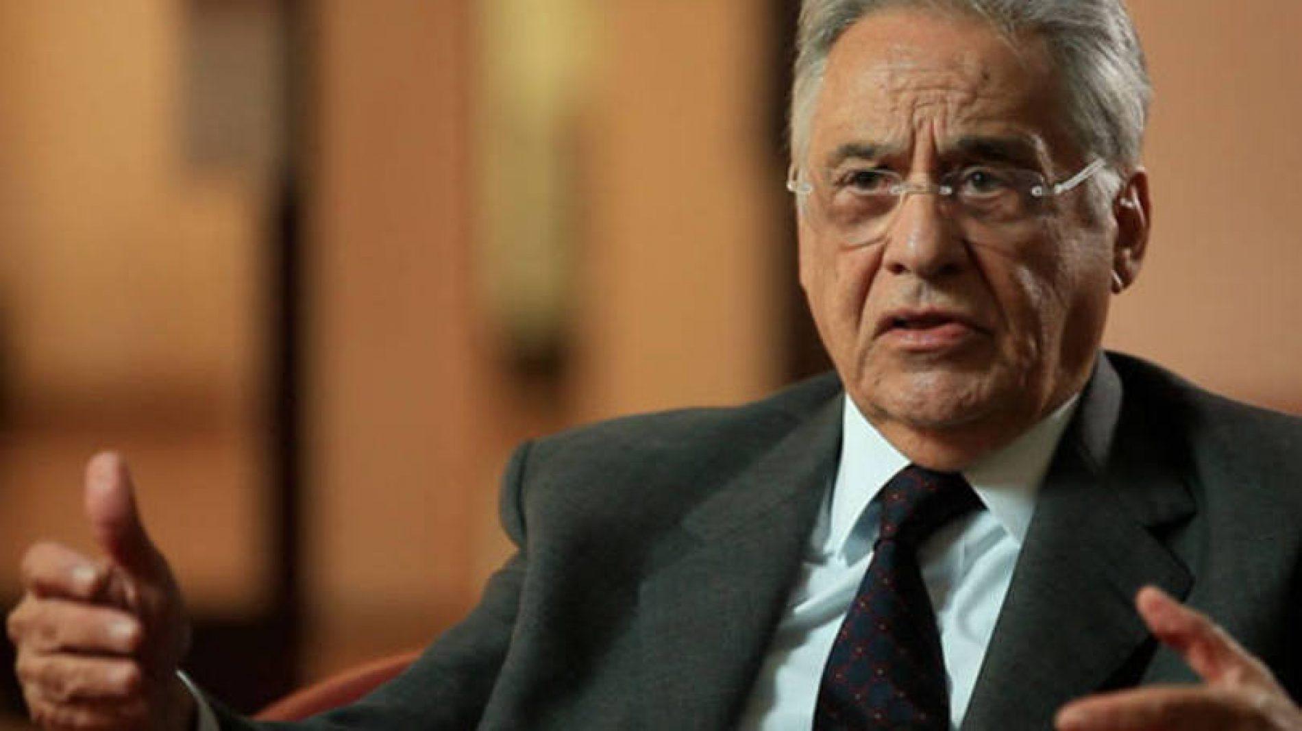 FHC diz a Moro que também buscou recurso privado para manter acervo