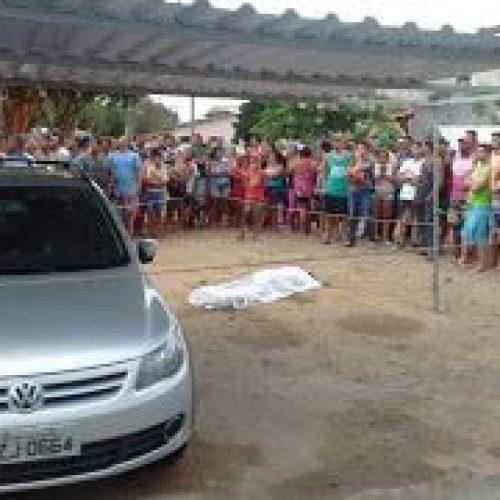 Dono de Lava jato é executado com cerca de 15 tiros em Feira de Santana