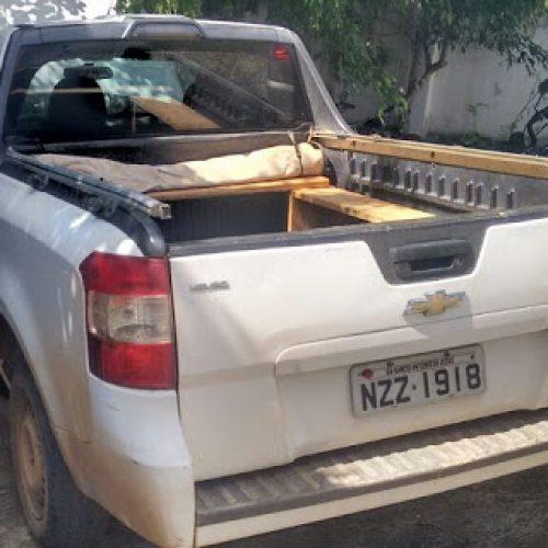 Itagibá: PM apreende carro clonado usado por ex-vereador