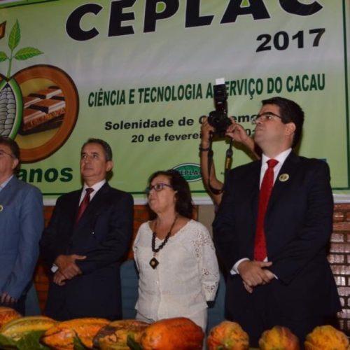 """""""Precisamos fortalecer a Ceplac, pois a cadeia produtiva do cacau vive um novo ciclo"""", afirma senadora Lídice da Mata"""