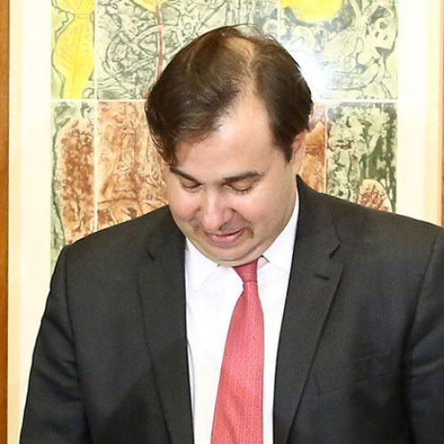 PF diz que Rodrigo Maia recebeu R$ 1 milhão em propina da OAS
