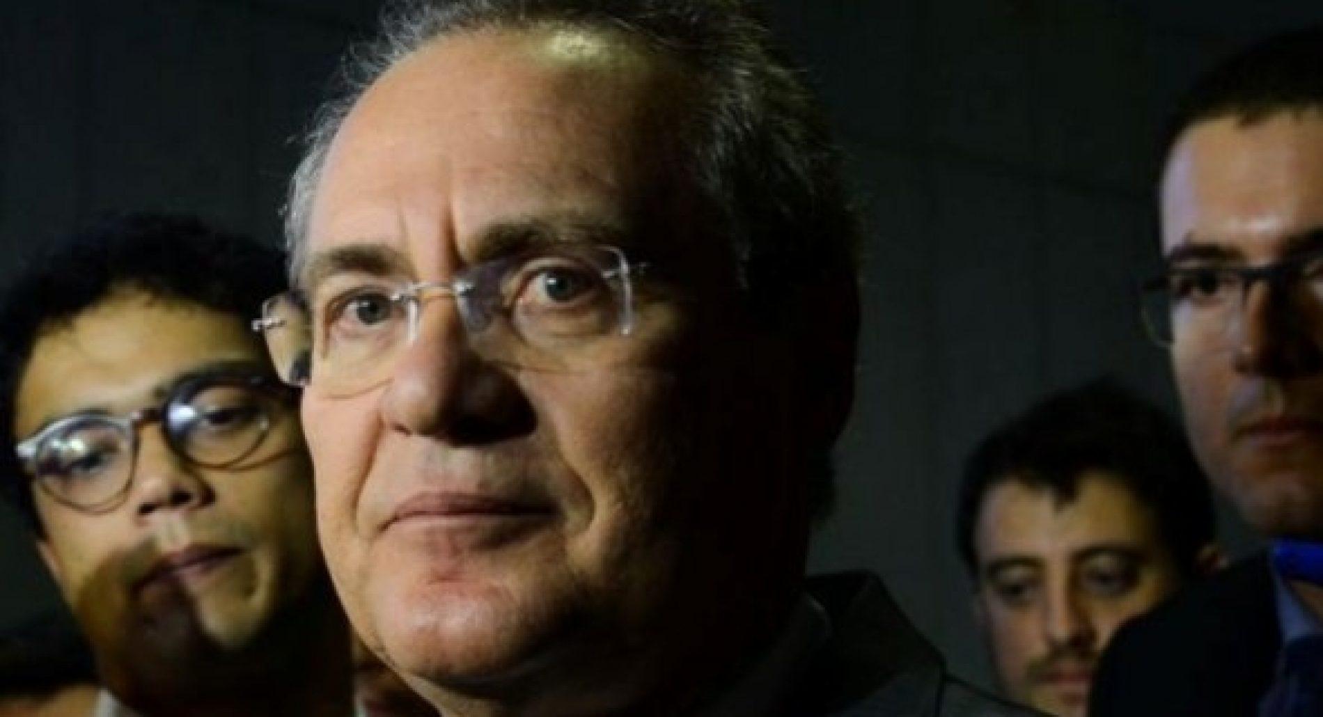 Renan Calheiros critica MP e acordos de delação da Lava Jato