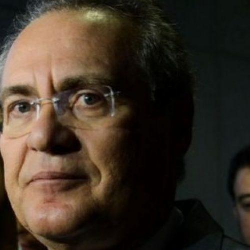"""Renan pede absolvição sumária por """"quadrilhão"""" do PMDB"""