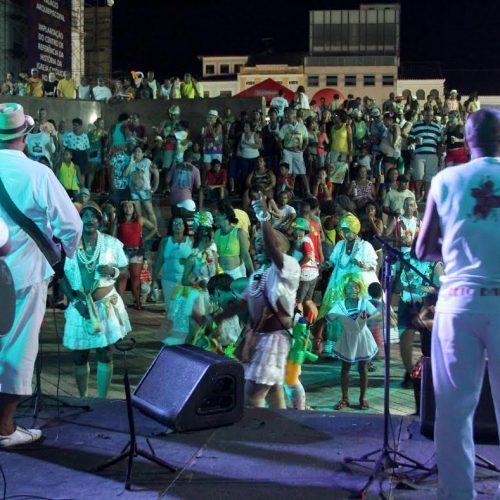 Palco do Rock e Terreiro do Samba representam diversidade do Carnaval