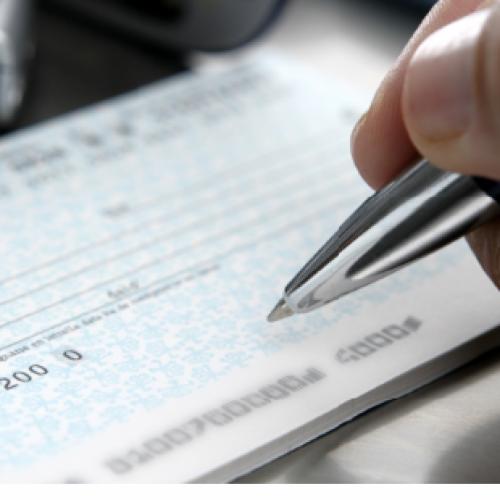 Cheques devolvidos atingem o menor nível desde setembro de 2014