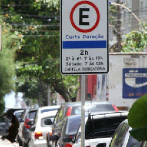 Prefeitura oferece 6,1 mil vagas para estacionamentos durante o Carnaval