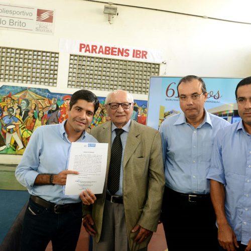 Prefeitura amplia parceria com o Instituto Baiano de Reabilitação