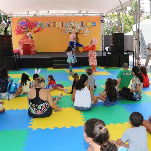 Vila Infantil recebe Orquestra Popular da Bahia neste domingo