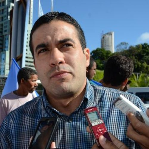 """#Salvador468anos: """"A cidade vive um novo momento"""", comemora Bruno Reis; assista"""