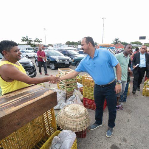 Corpo de Bombeiros atesta segurança da feira de Camaçari